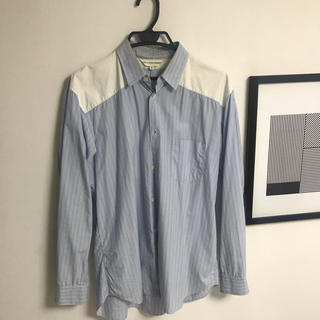 コムデギャルソン(COMME des GARCONS)のコムデギャルソンシャツ ストライプ COMMEdesGARCONS SHIRT(シャツ)