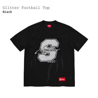 シュプリーム(Supreme)のGlitter Football Top supreme Mサイズ(その他)