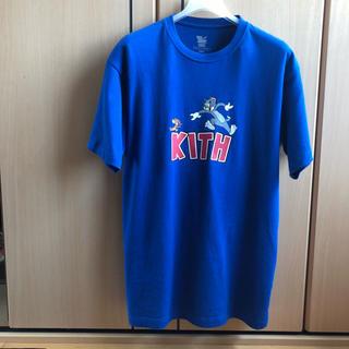 シュプリーム(Supreme)のKITH X TOM & JERRY HANG OUT TEE  XS tシャツ(Tシャツ/カットソー(半袖/袖なし))