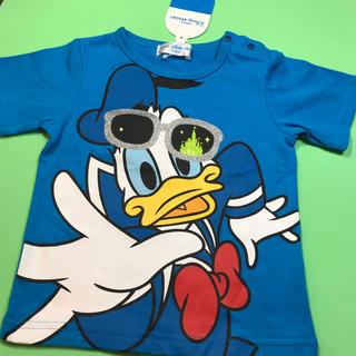 Disney - ディズニー……男の子半袖Tシャツ……(90センチ)……新品未使用