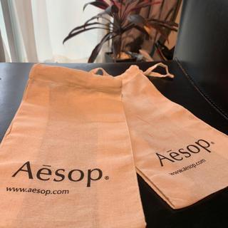 イソップ(Aesop)のarugo 様専用  イソップ 巾着二枚セット(ショップ袋)