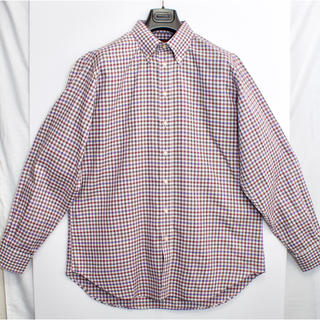 エトロ(ETRO)の[美品] エトロ 長袖シャツ オーバーサイズ ETRO チェックシャツ XXL〜(シャツ)