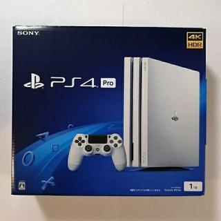 PlayStation 4 Pro 1TB(家庭用ゲーム機本体)