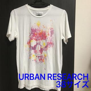 アーバンリサーチ(URBAN RESEARCH)のURBAN RESEARCH アーバンリサーチ ドクロ(シャツ)