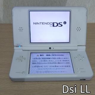ニンテンドーDS(ニンテンドーDS)のDsi LL本体 タッチペン 充電器(携帯用ゲーム機本体)