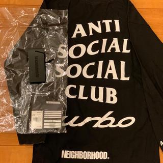 ネイバーフッド(NEIGHBORHOOD)のアンチソーシャルソーシャルクラブ ネイバーフッド パーカー(Tシャツ/カットソー(七分/長袖))