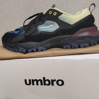 アンブロ(UMBRO)のUMBRO BUNPY  アンブロバンピー 海外限定カラー(スニーカー)