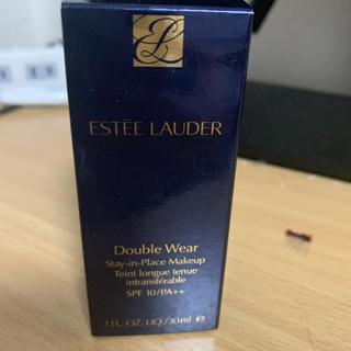 Estee Lauder - エスティローダーダブルウェア 30ml クールバニラ