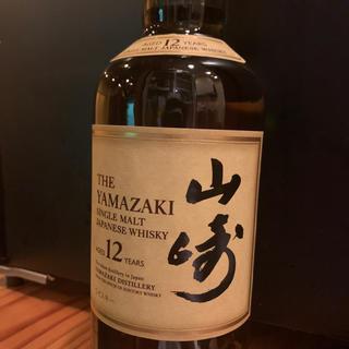 サントリー(サントリー)の山崎12年 6本セット!(ウイスキー)