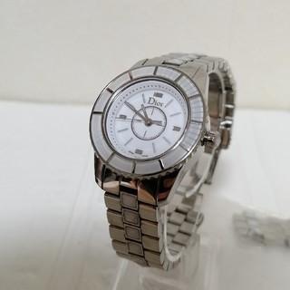 Christian Dior - ディオール 腕時計 時計 クリスタル
