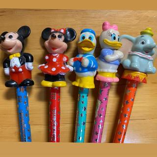 ディズニー(Disney)のDisney レトロ 鉛筆(鉛筆)