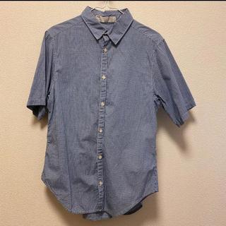 シップス(SHIPS)のセール☆ships 半袖シャツ メンズ チェックシャツ(シャツ)