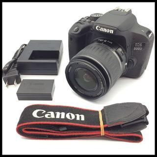 キヤノン(Canon)のCANON EOS 800D ( Kiss X9i ) ボディ レンズおまけ(デジタル一眼)