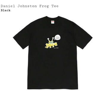 シュプリーム(Supreme)のsupreme Daniel Johnston Frog Tee(Tシャツ/カットソー(半袖/袖なし))