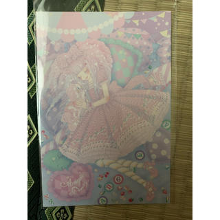 アンジェリックプリティー(Angelic Pretty)のanglic pretty シュガーリィカーニバル ポストカード(写真/ポストカード)