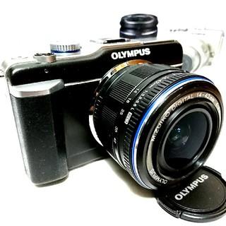 オリンパス(OLYMPUS)のミラーレス一眼 オリンパス OLYMPUS PEN PL1(ミラーレス一眼)