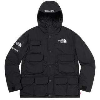Supreme - Lsize 黒 Supreme North Face Cargo Jacket