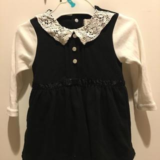 80サイズ ロンパース(セレモニードレス/スーツ)
