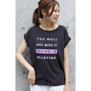チャオパニックティピー(CIAOPANIC TYPY)のロゴT(Tシャツ/カットソー(半袖/袖なし))