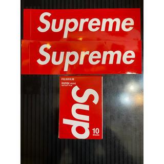 シュプリーム(Supreme)の【新品未開封】シュプリーム フジフイルム インスタントフィルム 10枚 (フィルムカメラ)