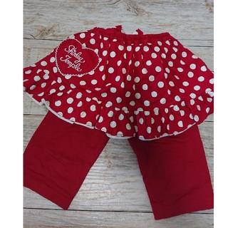 シャーリーテンプル(Shirley Temple)のシャーリーテンプル110パンツスカートスパッツレギンスミニーマウス(パンツ/スパッツ)