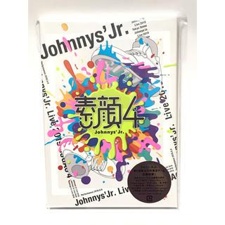 Johnny's - 素顔4 Johnnys'Jr. 盤 期間生産限定盤 初回限定 DVD 東京ドーム