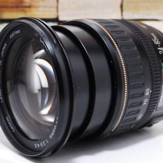 キヤノン(Canon)の★大人気の広角レンズ★Canon 24-85mm USM(レンズ(ズーム))
