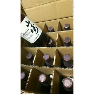 ∞山崎NV12本(ウイスキー)