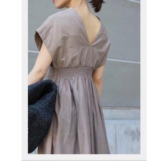 ノーブル(Noble)の今季 新品タグつき MARIHA 夏の光のドレス(ロングワンピース/マキシワンピース)