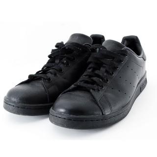 アディダス(adidas)のadidas STAN SMITH アディダススタンスミス(黒)28.5cm(スニーカー)