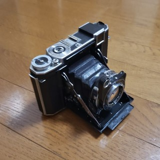 ZEISS IKON 蛇腹カメラ(フィルムカメラ)