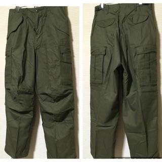 エンジニアードガーメンツ(Engineered Garments)の70s US ARMY M65 カーゴパンツ(ワークパンツ/カーゴパンツ)