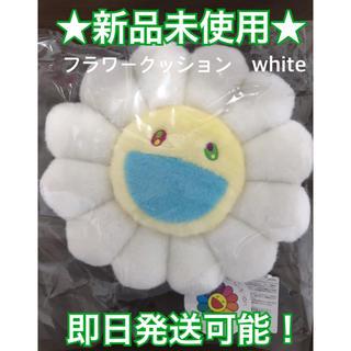 シュプリーム(Supreme)の【maruko様専用】Flower cushion white&pink(クッション)