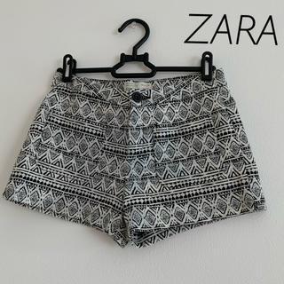 ザラ(ZARA)のZARA ショートパンツ(ショートパンツ)