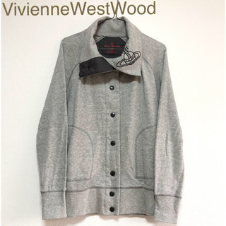 Vivienne Westwood - 美品!VivienneWestWood ヴィヴィアン ウエストウッド  パーカー