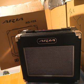 アリアカンパニー(AriaCompany)のARIA AG10X ギターアンプ Black(ギターアンプ)