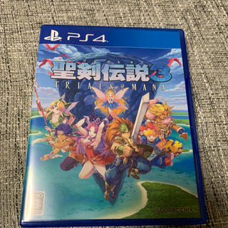 プレイステーション4(PlayStation4)の聖剣伝説3 トライアルズ オブ マナ PS4(家庭用ゲームソフト)