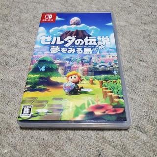 ゼルダの伝説 夢をみる島 Switch(家庭用ゲームソフト)
