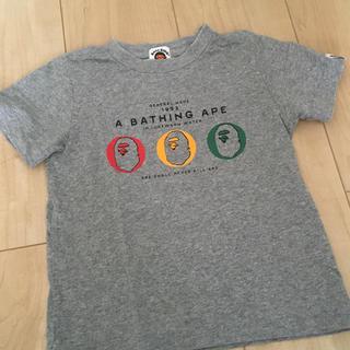 A BATHING APE - BAPE KIDS Tシャツ 100cm