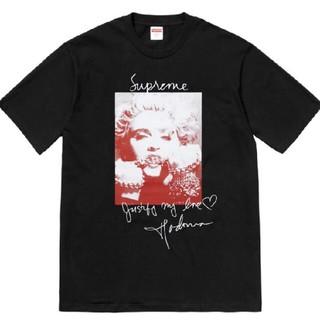 Supreme - Supreme Madonna Tee  黑L