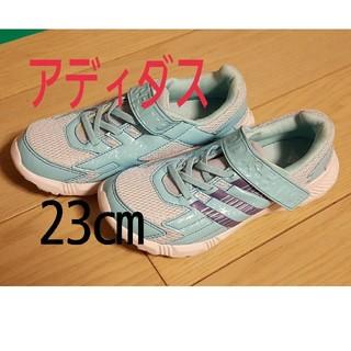 アディダス(adidas)のadidas Jr.23㎝ シュ―ズ(スニーカー)