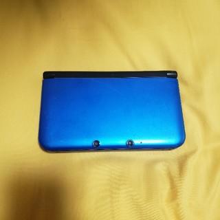 ニンテンドー3DS LL ブルー×ブラック(携帯用ゲーム機本体)