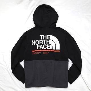 ザノースフェイス(THE NORTH FACE)の新品 THE NORTH FACE Zipパーカー Hoodi USモデル M(パーカー)