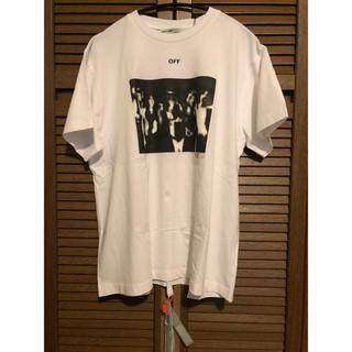 オフホワイト(OFF-WHITE)のOff-White 正規品(Tシャツ/カットソー(半袖/袖なし))