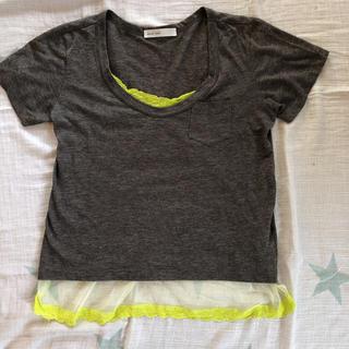 サカイ(sacai)のsacai Tシャツ サイズM(Tシャツ/カットソー(半袖/袖なし))