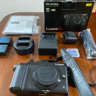 Panasonic - Panasonic Lumix gx85/gx7mk2 ボディーセット