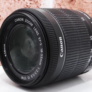 キヤノン(Canon)の★超人気★Canon EF-S 18-55mm IS STM(レンズ(ズーム))