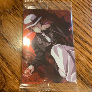 バンダイ(BANDAI)の鬼滅の刃 ウエハース2 カード 無惨(カード)