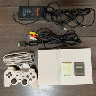 プレイステーション2(PlayStation2)のps 2(家庭用ゲーム機本体)