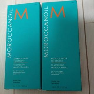 Moroccan oil - モロッカンオイル100ml 2本 紙袋付き